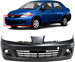 Best 2011 nissan versa front bumper replacement Reviews
