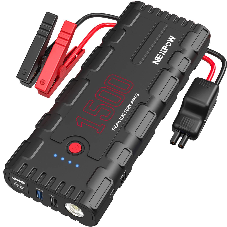 NEXPOW Battery Starter 21800mAh Charge