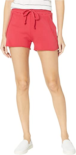 Onyx Cotton Modal Shorts
