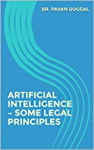 ARTIFICIAL INTELLIGENCE – SOME LEGAL PRINCIPLES (English Edition)