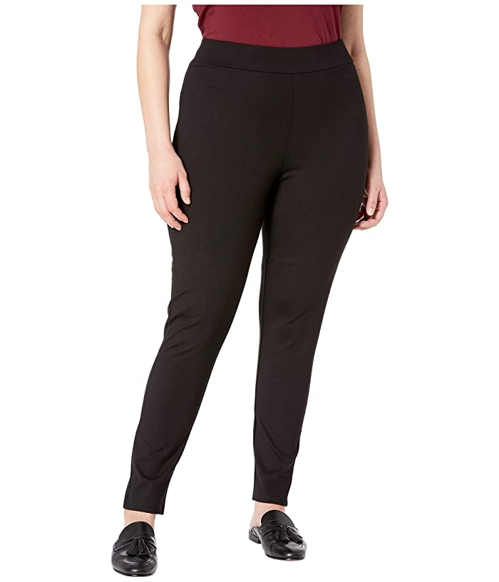 be1efc74a84b84 ALEXANDER JORDAN Plus Size Pull-On Ponte Pants at 6pm