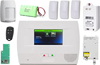Honeywell Lynx Touch L5210 Wireless Security Alarm Slim Line Kit with 3GL GSM & Zwave Module