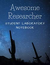 Awesome Researcher: Student Laboratory Notebook