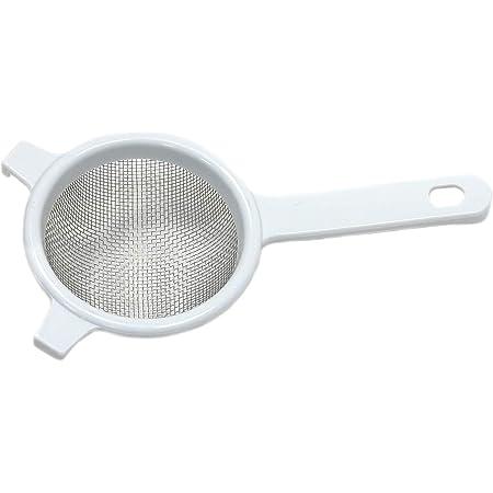 Chef Craft 1-Piece Stainless Steel Mesh Strainer, 4