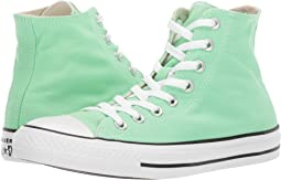 d2f5179b9e995e Converse. Chuck Taylor All Star Seasonal Color - Hi.  51.00MSRP   60.00.  Light Aphid Green