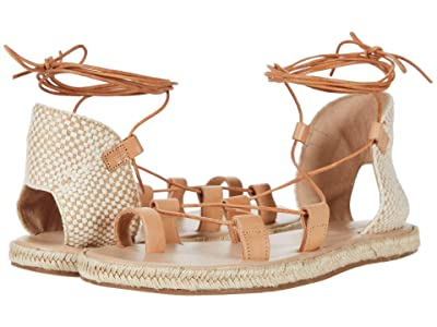 Ancient Greek Sandals Esmeralda (Natural) Women