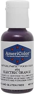 Americolor Soft Gel Paste Food Color.75-Ounce, Electric Orange