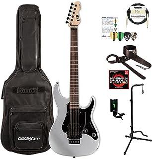 ESP LSN200FRRMS-KIT-1 SN Series SN-200FR ROSEWOOD Electric Guitar, Metallic
