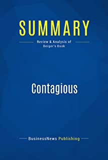 Summary: Contagious: Review and Analysis of Berger's Book
