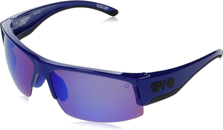 Spy Optic Flyer Royal Blue/Happy Bronze W/Dark Blue Spectra One Size