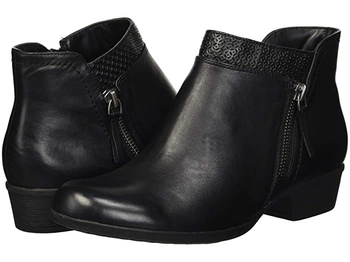 Rockport  Carly Bootie (Black) Womens Boots
