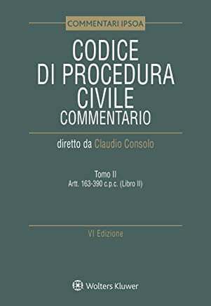 Tomo II - Codice di Procedura Civile Commentato