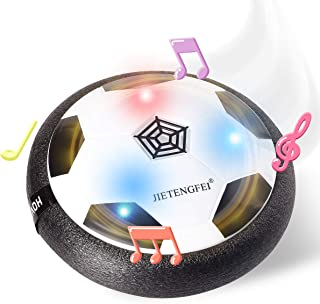 JIETENGFEI Hover Soccer Toy Sports Outdoor Play Toy Sports for Boys and Girls Sport Children Toy Football for Indoor and O...
