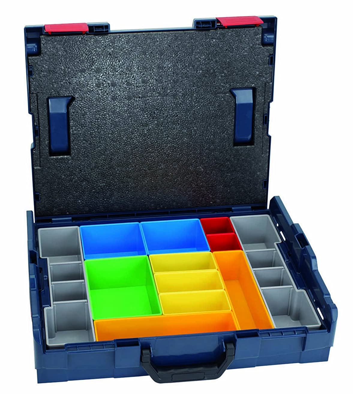 もマカダム情報BOSCH(ボッシュ)L-BOXX(エルボックス) ボックスSパーツ入れ1付き[L-BOXX102S1]