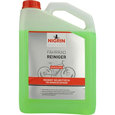 Bio Bike Bicycle Motorbike Motorcycle Cleaner With Muck Munching Microbes And Enzymes For Powerful Eco Friendly Mountain Road Bike Cycle Cleaning 1x5 Litres To Blast The Muck Off Sport Freizeit
