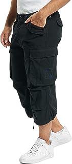 Brandit Industrie 3/4 Homme Cargo Short Pantalon, Plusieurs Couleurs, Taille S à 7XL