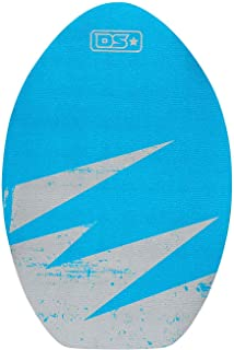 Driftsun 30-40 Inch Wood Skim Board with XPE Traction Pad, Lightweight and Durable, Ideal for All Skill Levels