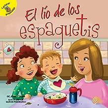 El lío de los espaguetis: Messy Spaghetti (I Help My Friends) (Spanish Edition)