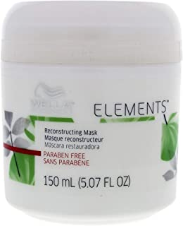 Wella Elements Reconstructing Mask Masque for Unisex , 5.07 Ounce