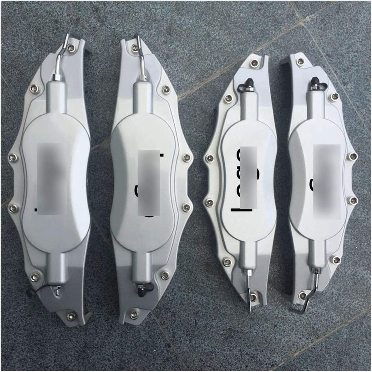 car Caliper Covers List price 2 Or 4 Plastic Brake St ABS Cover Pcs Ranking TOP10