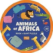 Animals of Africa (Giant Puzzle)