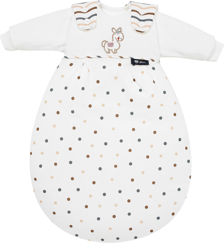 Alvi Alvi Alvi Baby-Mäxchen 3tlg. Super Soft Lama beige, Größe 56 62 B0767G1BJ7 9c3218