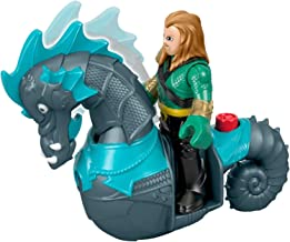Fisher-Price Imaginext DC Super Friends Aquaman & Seahorse