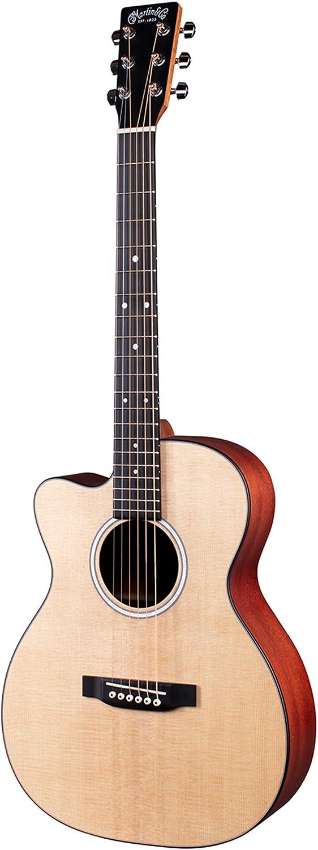 Martin Guitar 000CJr-10E 爆買いセール 絶品 Electric-Acoustic Cutaway Junior