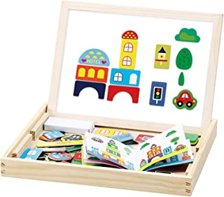 Al Ostoura Toys Magnetic Puzzle Board