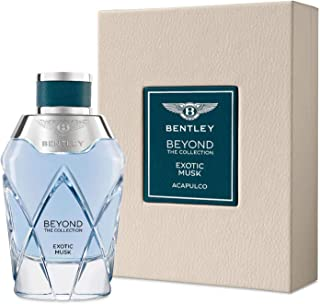 Bentley Beyond The Coll. Exotic Musk Eau de Parfum 100ml