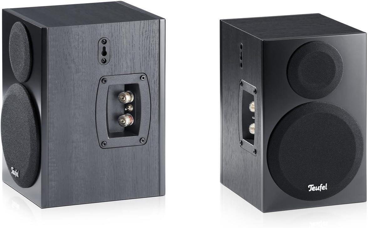 Devil's T 130 D Dipole Speaker From The Theatre 100 MK3 Stereo Speakers  Black : Amazon.de: Electronics & Photo