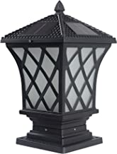 Best driveway pillars with lights Reviews