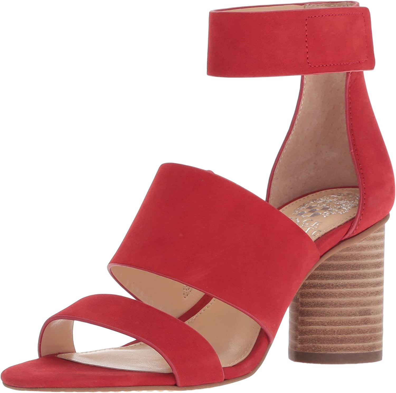 Vince Camuto Womens Junette Heeled Sandal