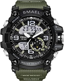 KXAITO Men's Watches Sports Outdoor Waterproof Military...