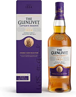 Glenlivet The CAPTAINS RESERVE Single Malt Scotch Whisky 1 x 0.7 l