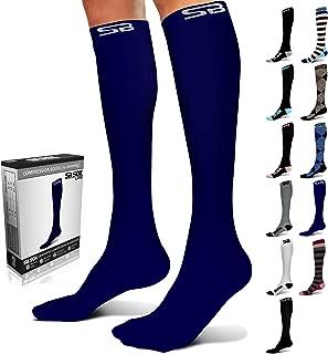 SB SOX Lite Compression Socks (15-20mmHg) for Men & Women