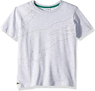 Boy Big Croc Shape Along The Body T-Shirt