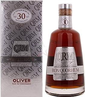 Ron Quorhum 30 Aniversario Old Vintage Rum 40,00% 0,70 Liter