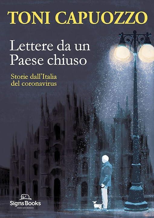 Toni capuozzo - lettere da un paese chiuso. storie dall`italia del coronavirus (italiano) copertina flessibile 978-8894274783