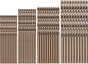 Drill Bit Point Angle 118/° Conventional Point Screw Machine Drill Bit Drill Bit Size 5//64 Pack of 30