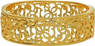 Guess Women Metal Bangle Gold Jasmine - UBB71516-S