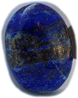 The Best Jewellery Lapis Lazuli cabochon, 41Ct Lapis Lazuli Gemstone, Oval Shape Cabochon For Jewelry Making (26x19x8mm) S...