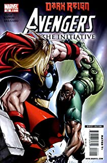 Avengers: The Initiative #22 VF/NM ; Marvel comic book