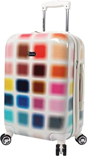 Steve Madden Cubic Luggage Carry On 20