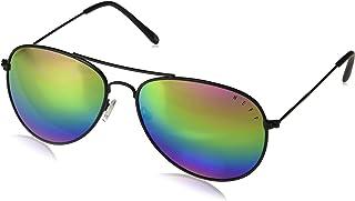 NEFF Women's Bronz Aviator Sunglasses Uva Uvb Protective Unisex