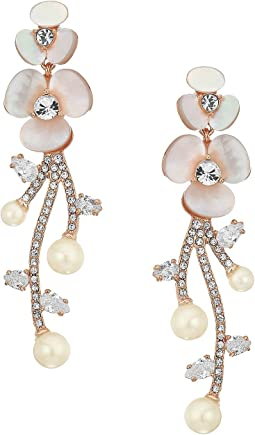 Kate Spade New York - Disco Pansy Statement Earrings