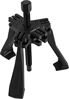 ARES 70433 - Reversible 2/3 Jaw 2-Ton Ratcheting Gear Puller - Chrome Moly Steel Construction - 2-Inch to 3-Inch Adjustable Range - Removes Gears, Pulleys, and Flywheels