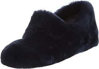 Chaudes Cuir Pantoufles avec agneau pantoufles tongs laine marron noir