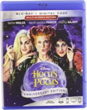 Hocus Pocus (25th Anniversary Edition) [Blu-ray] (Bilingual)