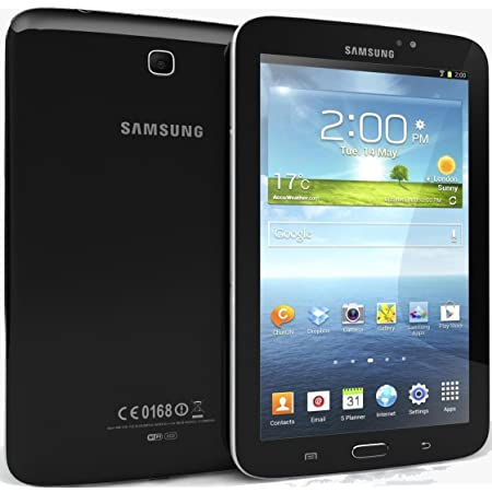 Amazon Com Samsung Galaxy Tab 3 7 Inch Midnight Black Sm T210 8 Gb Computers Accessories